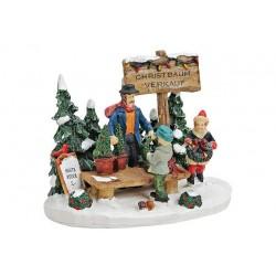 Weihnachtsmarktstand...